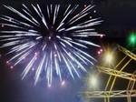 スカイランドパークの花火2.JPG