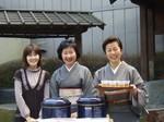 石段お茶サービス.JPG